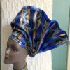African Gele Head Wrap