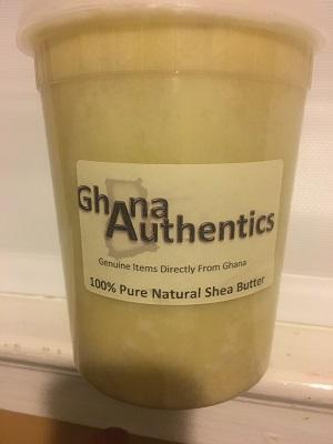 Natural Shea Butter 32oz
